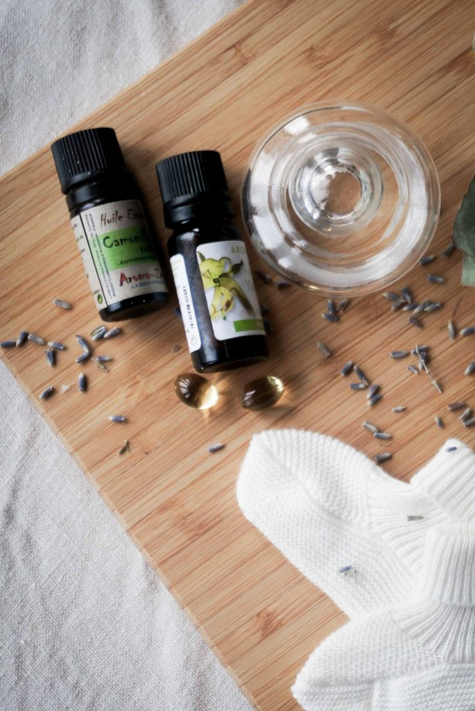 Домашний бальзам для ног от бессонницы, простой и быстрый рецепт.