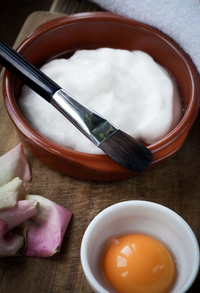 Маски-патчи. Домашняя маска от гусиных лапок под глазами с белком и витамином Е, быстрый результат, простой рецепт.