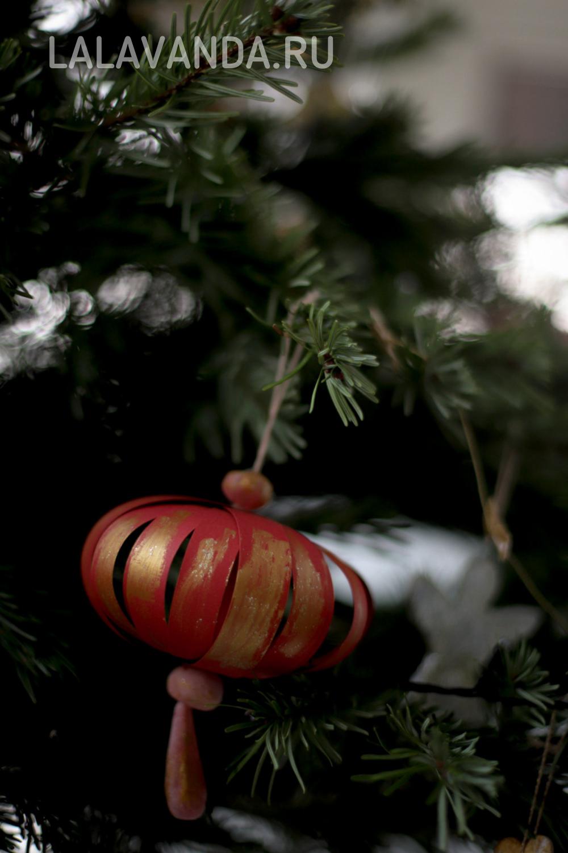 новогодние поделки своими руками, lalavanda.ru